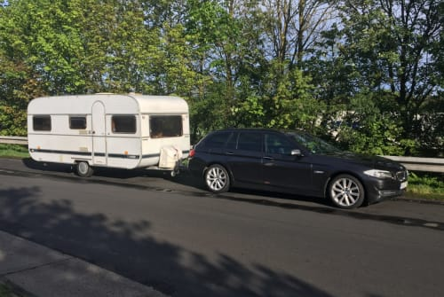 Wohnmobil mieten in Friedberg (Hessen) von privat | TEC TEC-Oldie