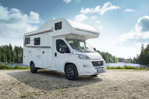 Wohnmobil mieten in Pilsach von privat   Weinsberg Homie