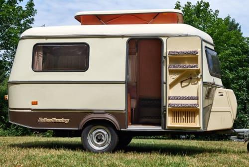 Wohnmobil mieten in Herdecke von privat | Hymer Eriba  Eriba Touring