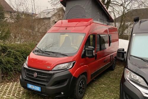 Wohnmobil mieten in Bad Schallerbach von privat   Pössl la ventura II