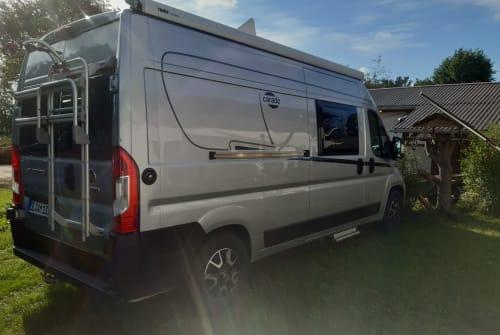 Wohnmobil mieten in Börm von privat | Carado Hein's Carado