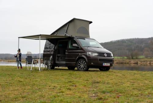 Wohnmobil mieten in Döbeln von privat   VW T5 Cali 4motion