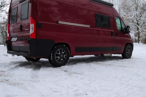 Wohnmobil mieten in Neustadt an der Orla von privat | Clever RP Family