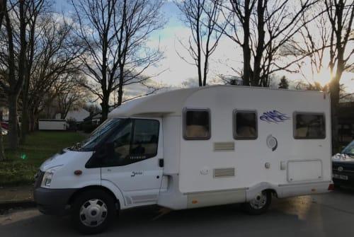 Wohnmobil mieten in Monheim am Rhein von privat   Ford Transit NiMa