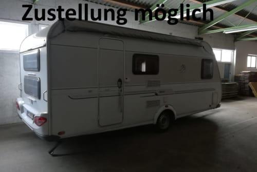 Wohnmobil mieten in Waldbach-Mönichwald von privat | Knaus Emil