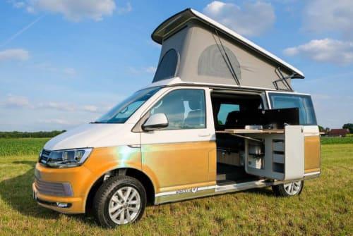 Wohnmobil mieten in Loosdrecht von privat   VW Transporter XL VW Camper bus