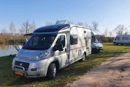 Wohnmobil mieten in Teteringen von privat   Knaus SilverTraveller
