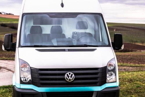 Wohnmobil mieten in Brackenheim von privat | Volkswagen  Colum Bus