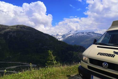 Wohnmobil mieten in Offenhausen von privat | VW Pumba