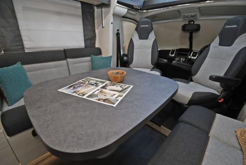 Wohnmobil mieten in Erfurt von privat | Challenger Dreamliner