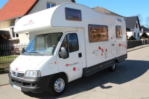 Wohnmobil mieten in Ludwigsfelde von privat | Fiat  SX16