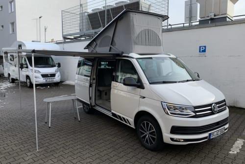 Wohnmobil mieten in Berlin von privat   Volkswagen California