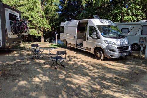 Wohnmobil mieten in Bruchsal von privat | Fiat Trude