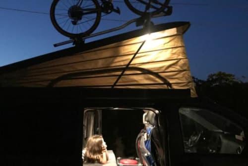 Wohnmobil mieten in Salzburg von privat | Mercedes 4x4 MY ROOM