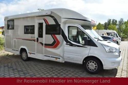 Wohnmobil mieten in Schnaittach von privat   Challenger Sunriser