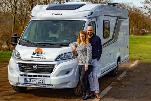 Wohnmobil mieten in Viersen von privat   Knaus MooMo