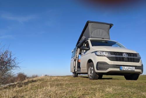 Wohnmobil mieten in Erfurt von privat | VW Bulli Joseph