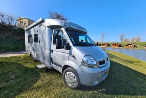 Wohnmobil mieten in Teteringen von privat   Hymer Duo Traveller