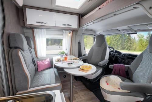 Wohnmobil mieten in Lobmingtal von privat | Pössl Fiat Ducato Pössl - Winnie