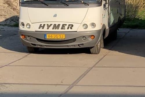 Wohnmobil mieten in Emmeloord von privat | Hymer Hymer geo