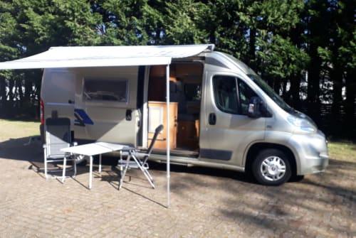 Wohnmobil mieten in Haarlem von privat | Eura Mobil Camper Busmodel
