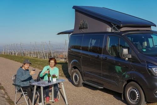 Wohnmobil mieten in Bönnigheim von privat | Ford Free Willy