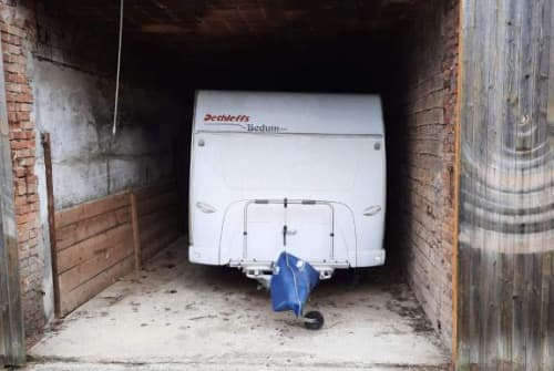 Wohnmobil mieten in Marchtrenk von privat   Dethleffs Trailer