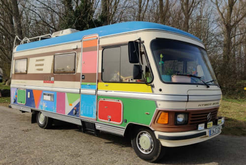 Wohnmobil mieten in Bochum von privat | Hymer JOY