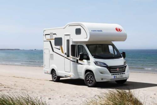Wohnmobil mieten in Köln von privat | Eura Mobil Euro Mobil 690