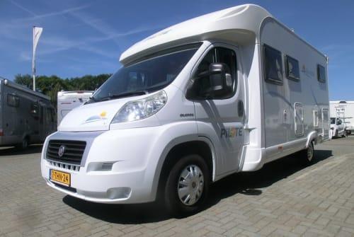 Wohnmobil mieten in Oostzaan von privat   Fiat Ducato RiMi Mobiel 2.0