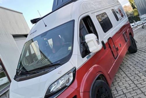Wohnmobil mieten in Ebersbach-Neugersdorf von privat | Fiat  Kastenwagen