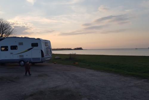 Wohnmobil mieten in Wismar von privat   Fiat Harald