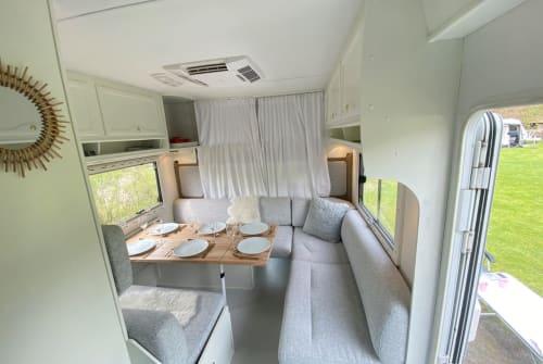 Wohnmobil mieten in Castricum von privat   Eura Mobil FrisWit