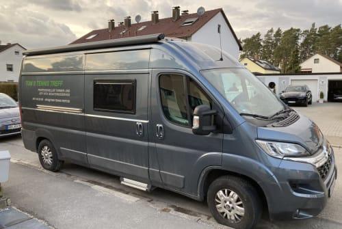 Wohnmobil mieten in Wendelstein von privat | Clever Toms Mobil