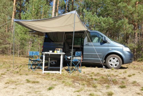Wohnmobil mieten in Hohen Neuendorf von privat | Volkswagen  Bulliver