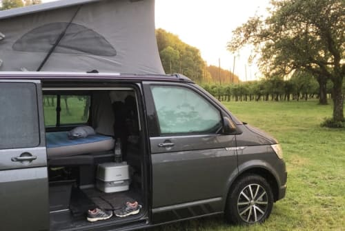 Wohnmobil mieten in Zell am Harmersbach von privat   VW Bulli