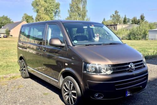 Wohnmobil mieten in Freiberg von privat   VW Kjeld