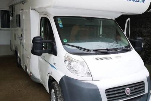 Wohnmobil mieten in Nesselwang von privat | Fiat Family Womo