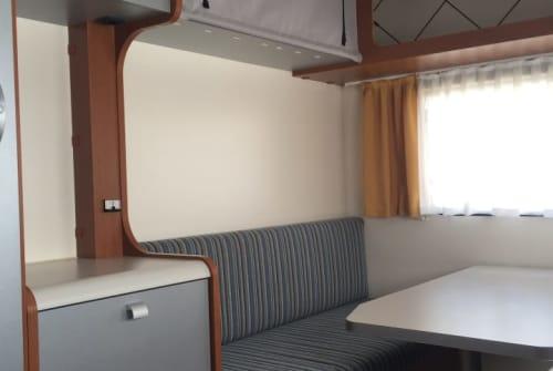 Wohnmobil mieten in Schwäbisch Hall von privat | Knaus Klein Ida