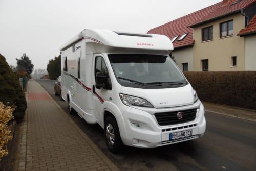 Wohnmobil mieten in Vogtei von privat   fiat ducato Sven & Melly