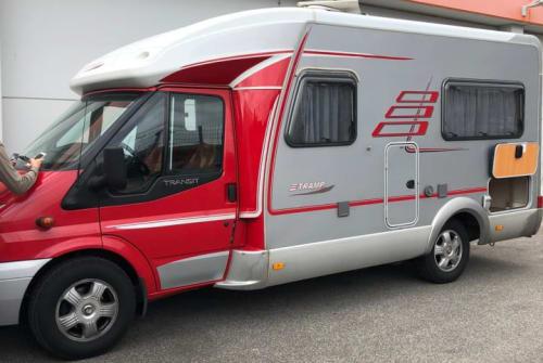 Wohnmobil mieten in Mönchengladbach von privat   Hymer  Roland