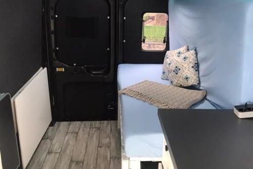 Wohnmobil mieten in Keltern von privat | Ford Carlos 2.0
