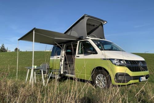 Wohnmobil mieten in Innsbruck von privat | VW Hübsche Laura