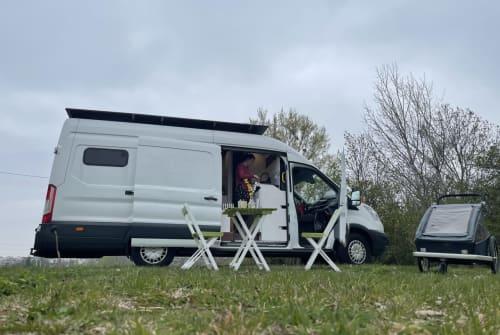 Wohnmobil mieten in Donaustadt von privat   Ford Pandabus