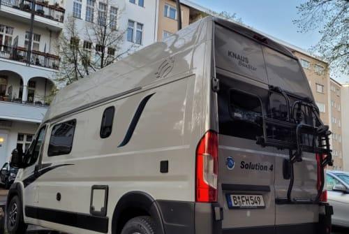 Wohnmobil mieten in Berlin von privat | Knaus Wilson