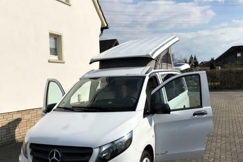 Wohnmobil mieten in Bremen von privat   Westfalia Fritz