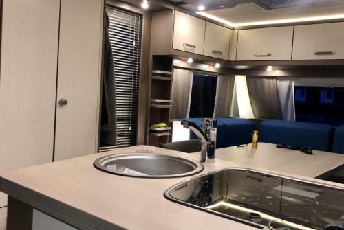 Wohnmobil mieten in Mamming von privat | Knaus Lifestyle