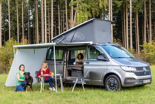 Wohnmobil mieten in Aldrans von privat | VW T6.1 Bärhofbulli