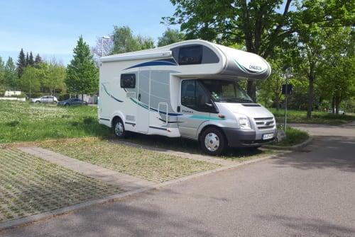 Wohnmobil mieten in Freiberg am Neckar von privat   Ford Pepe