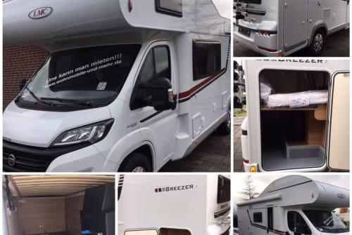 Wohnmobil mieten in Ascheberg von privat | LMC Familiencamper